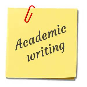 Essay on academic writing